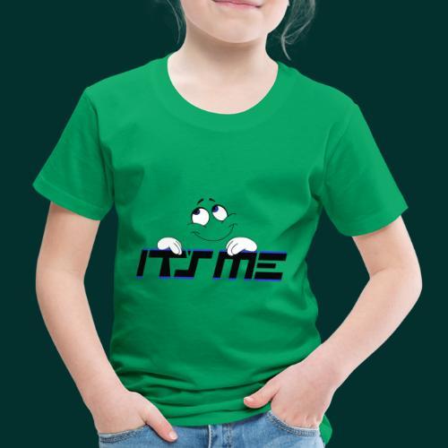 Faccia sognante - Maglietta Premium per bambini