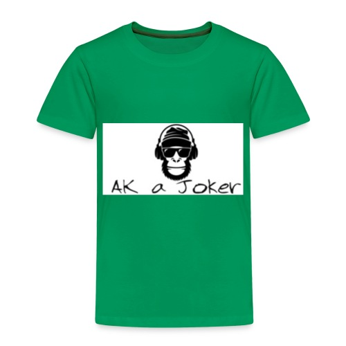Ak´a Joker mode - Kinder Premium T-Shirt