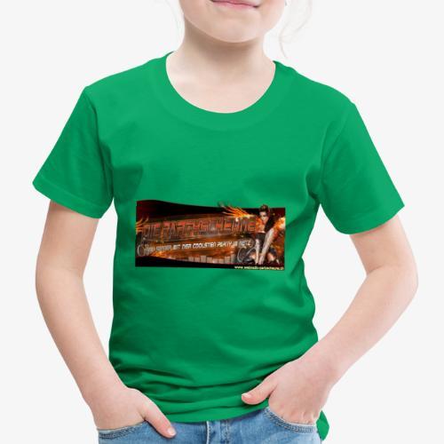 Die Partyscheune - Kinder Premium T-Shirt
