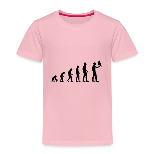 Evolution Falkner - Kinder Premium T-Shirt
