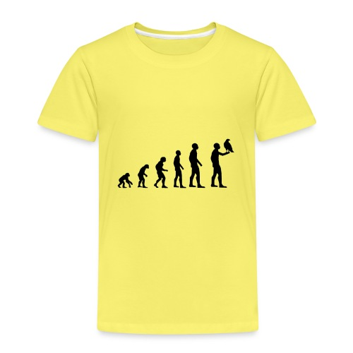 Evolution Falkner - Kinder Premium T-Shirt
