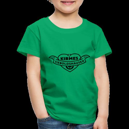Kirmes Sieboldshausen ORIGINAL - Kinder Premium T-Shirt