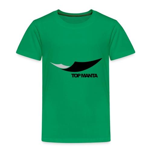 top - Camiseta premium niño