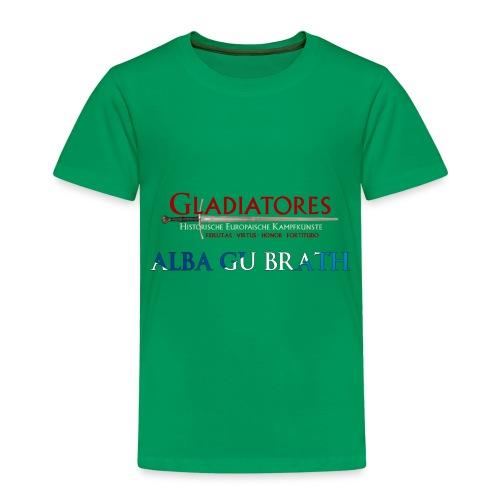 ALBAGUBRATH - Kinder Premium T-Shirt