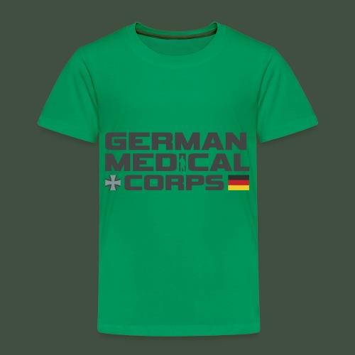 Germany Medical Corps - Kinder Premium T-Shirt