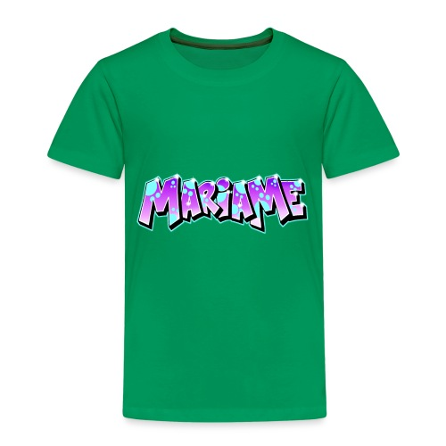 Graffiti Mariame printable - T-shirt Premium Enfant