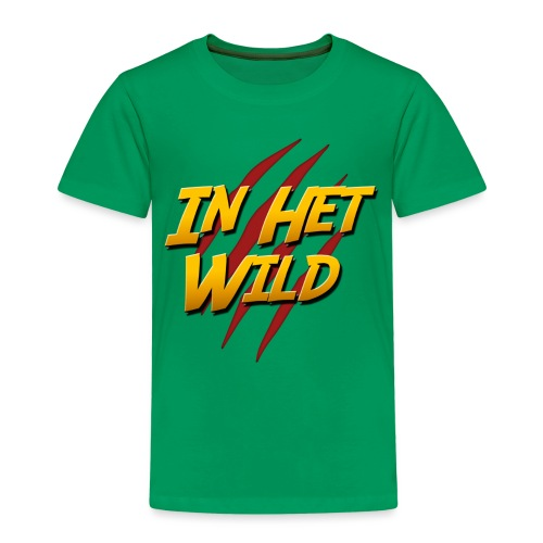 intwild png - Kinderen Premium T-shirt