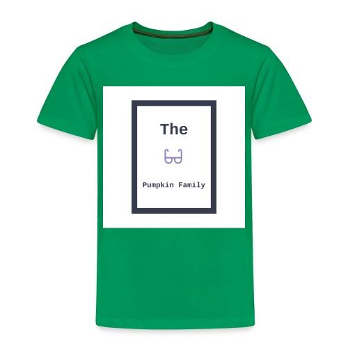 The Pumpkin Family Logo Shirts - Kids' Premium T-Shirt