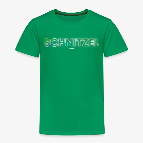 SCHNITZEL #05 - Kinder Premium T-Shirt