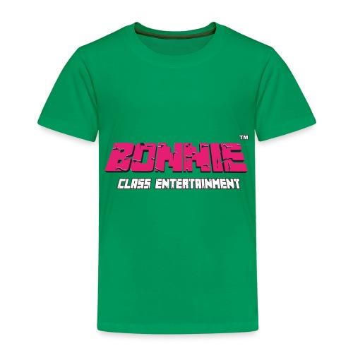 Bonnie Class - Camiseta premium niño