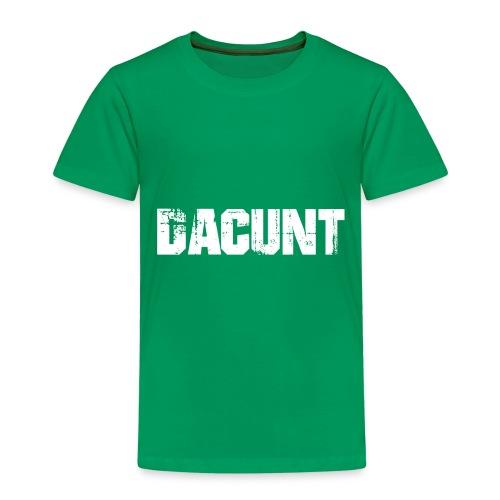 dacunt - Kids' Premium T-Shirt