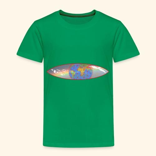 Heal the World - Kinder Premium T-Shirt