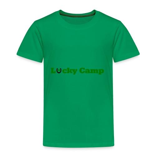 Glücksbringer Camp - Kinder Premium T-Shirt