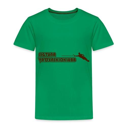 SVSK - Premium-T-shirt barn