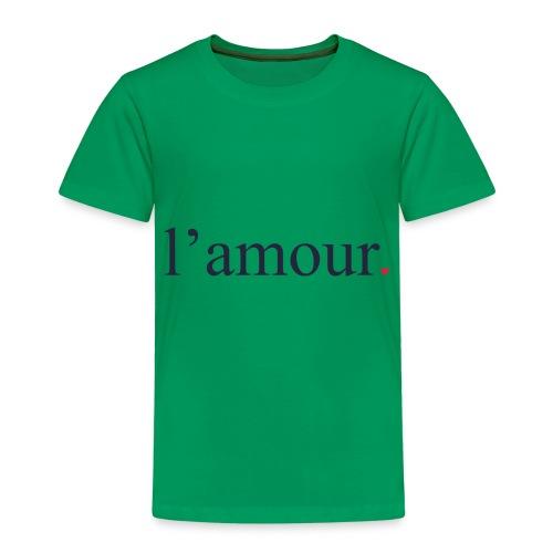 lamour - T-shirt Premium Enfant
