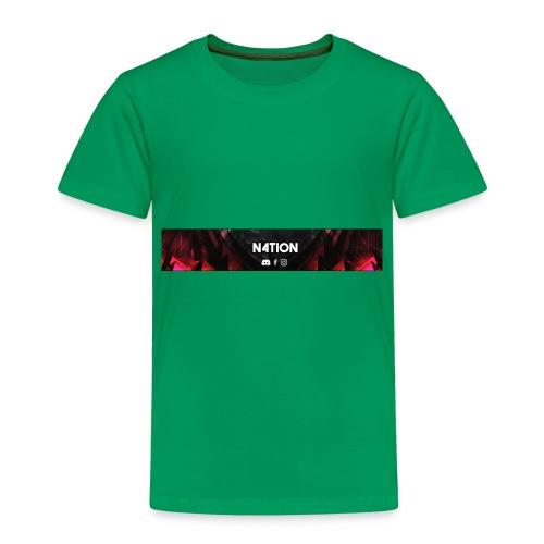 N4TI0N CLAN T-Shirt - Kinder Premium T-Shirt