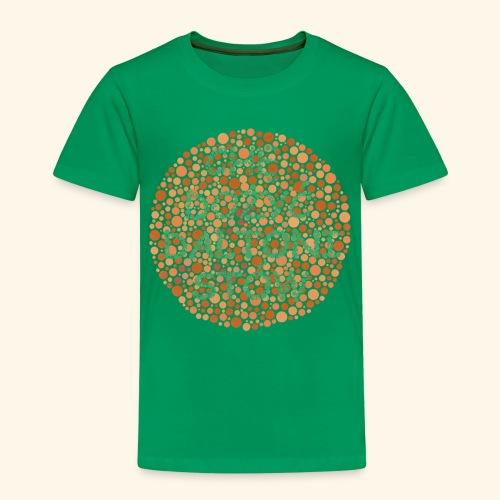 Nie dla daltonistów - Koszulka dziecięca Premium