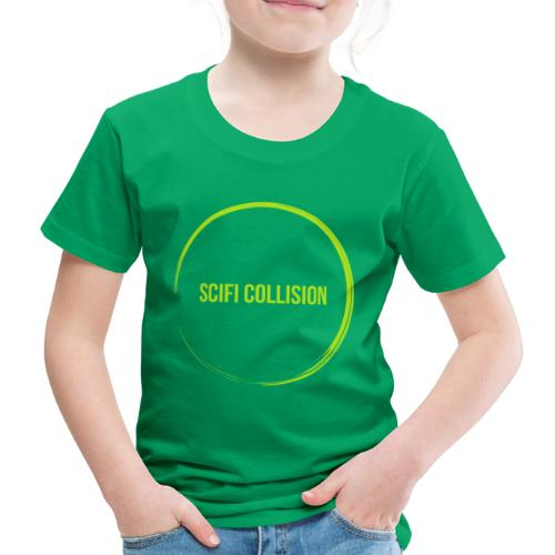 Lime Green SC Logo - Kids' Premium T-Shirt