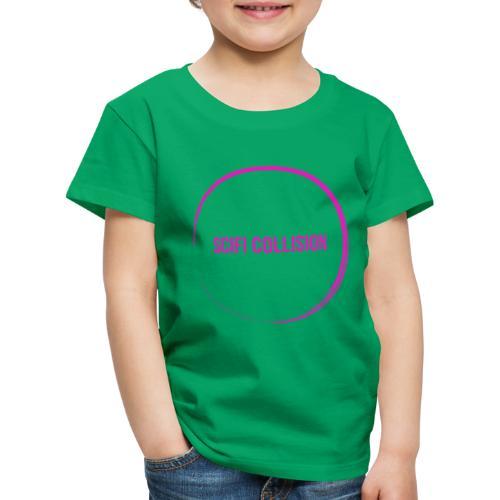 Pink Logo - Kids' Premium T-Shirt