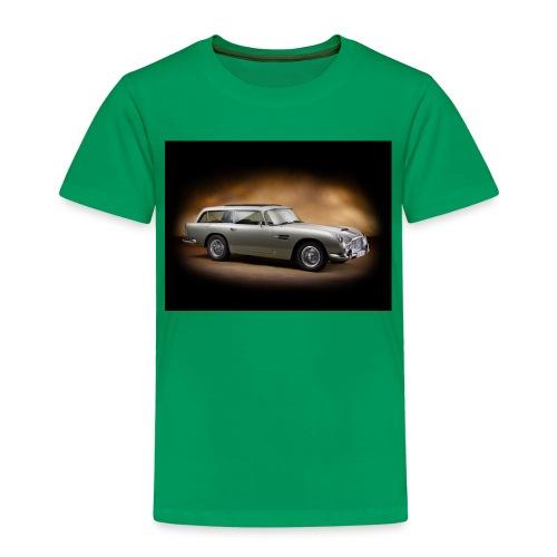 1366 2000 4 - Kinder Premium T-Shirt