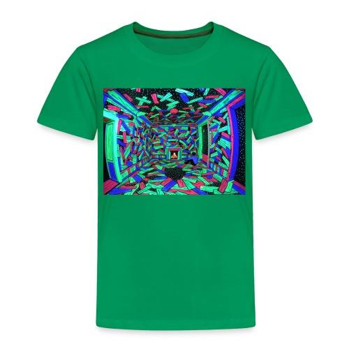 Cosmic Wood - T-shirt Premium Enfant
