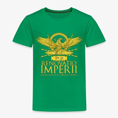 Emblema Renovatio Imperii - Maglietta Premium per bambini