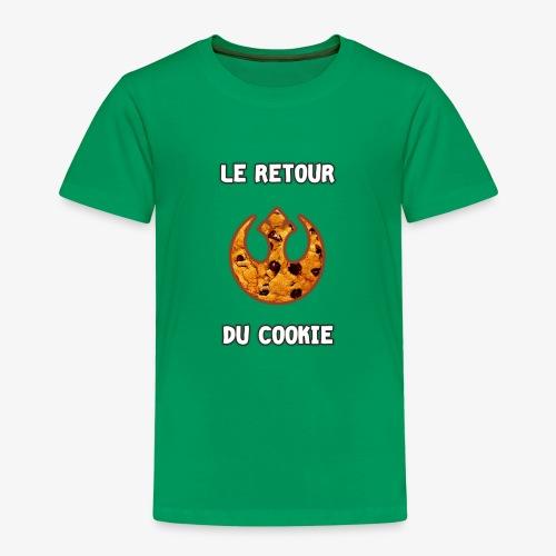 Le Retour du Cookie - T-shirt Premium Enfant
