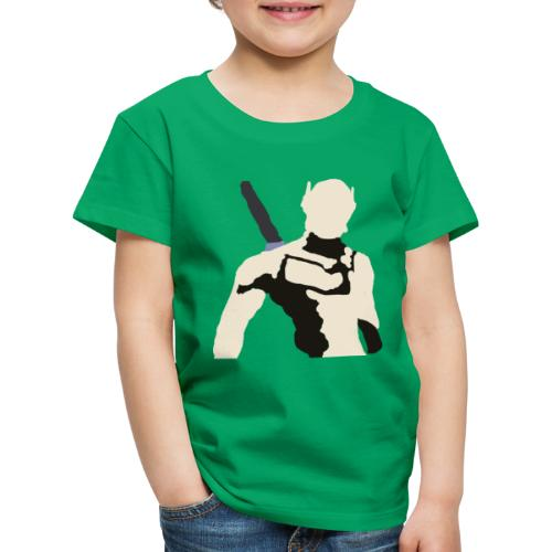 Genji - Koszulka dziecięca Premium