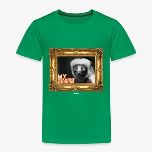 HORMONE MONSTER #01 - Kinder Premium T-Shirt