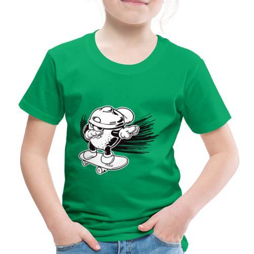 citron dab skate noir - T-shirt Premium Enfant