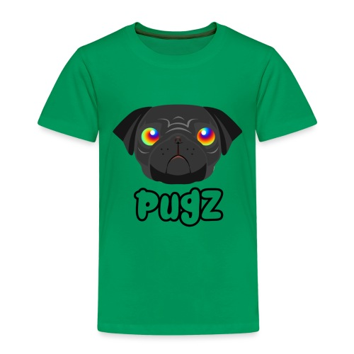 PugZ - Premium-T-shirt barn