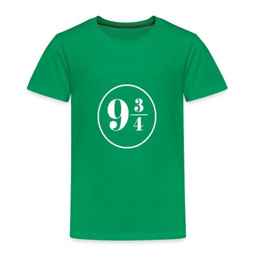 Harry Potterr Plataform 9 3/4 JK Rowling - Camiseta premium niño
