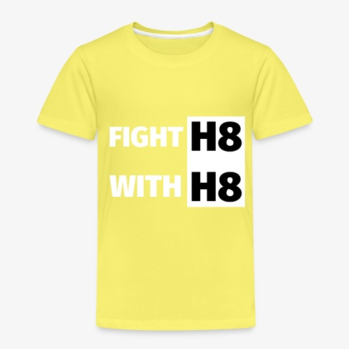FIGHTH8 bright - Kids' Premium T-Shirt