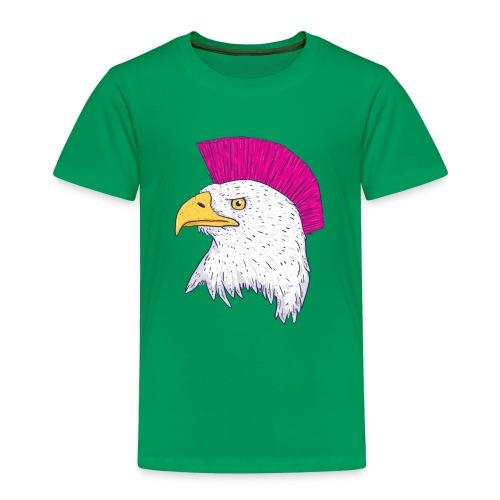 Hawk Punk Design - Camiseta premium niño