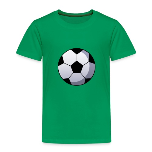 Soccer Ball - Kinderen Premium T-shirt