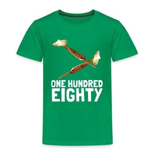One Hundred Eighty - Kinderen Premium T-shirt