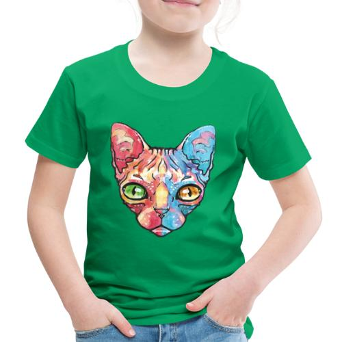 EgyptianCat - Kinder Premium T-Shirt
