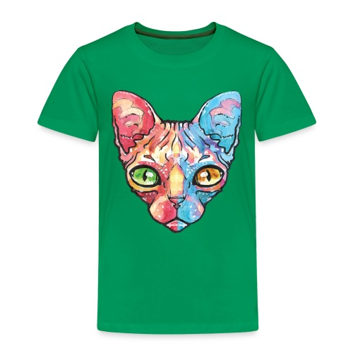 EgyptianCat - Kinder Premium T-Shirt