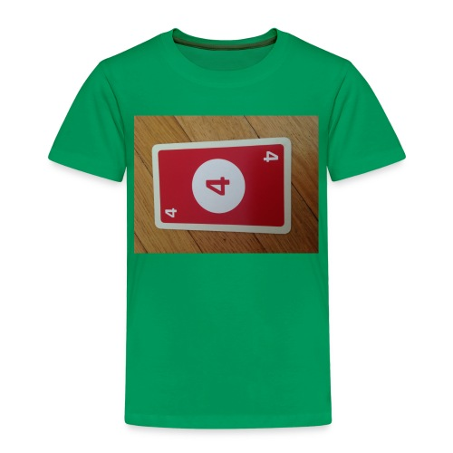 UNO - Kinder Premium T-Shirt
