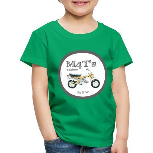 Mini4stroke's Belgium - Kinderen Premium T-shirt