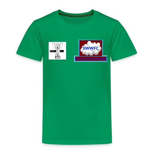 tiLLYS CUP LOGO png - Kids' Premium T-Shirt