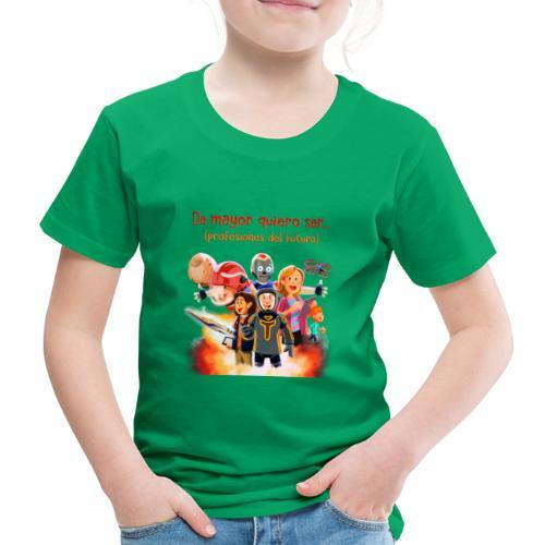Portada De Mayor - Camiseta premium niño