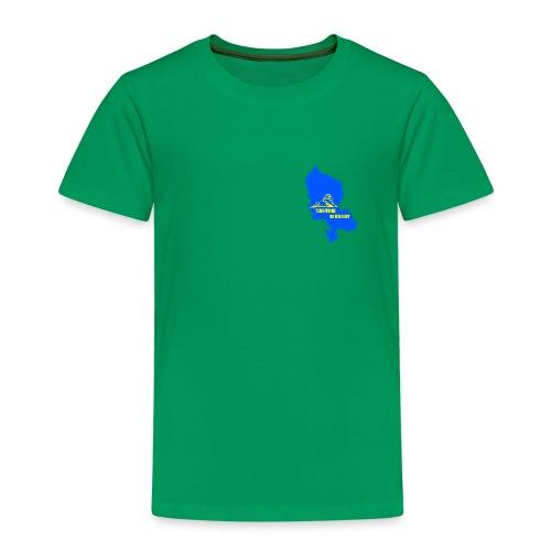 Territoire de Belfort + Lion PNG - T-shirt Premium Enfant