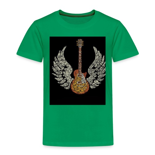 Music Genius - Kids' Premium T-Shirt