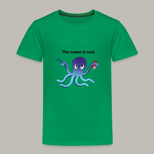 Octopus color - T-shirt Premium Enfant