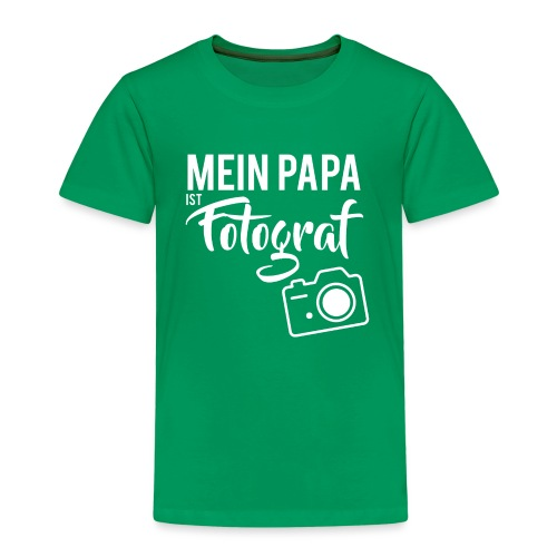 Papa - Kinder Premium T-Shirt