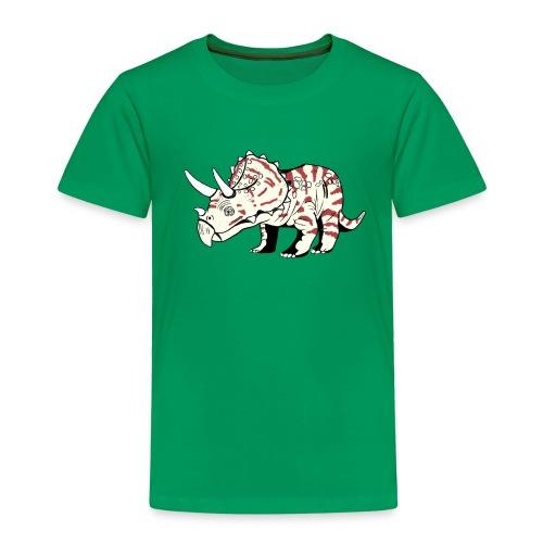 Triceratops irmavanosch 3 - Kinderen Premium T-shirt