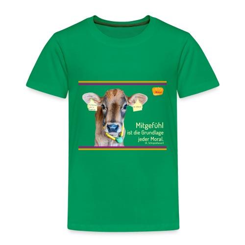 Mitgefühl - Kinder Premium T-Shirt