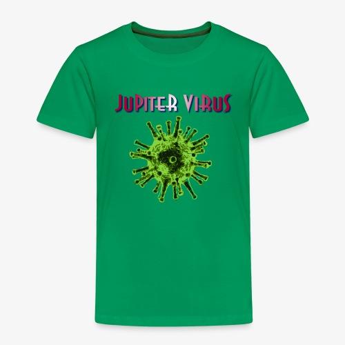 Jupiter Virus Logo - Premium-T-shirt barn
