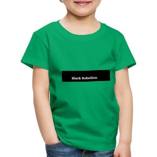Black Rebellion - T-shirt Premium Enfant